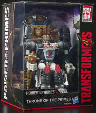 Transformers Hasbro SDCC 2018 Throne of The Primes Optimal Optimus