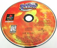 PS1 Spyro 2: Ripto's Rage Sony PlayStation 1, 1999 Disc Only
