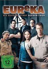 DVD - Eureka - Die geheime Stadt - Season 4