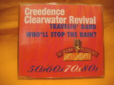 MAXI Single CD CREEDENCE CLEARWATER REVIVAL Travelin' Band 2TR 1995 swamp blues