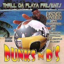 New: Various: Dunks N D's Explicit Lyrics Audio Cassette