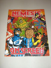 Nemesis: Gm Screen (New)