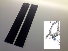 T5 Transporteur Porte entrée étape frottement Decal Foil Sticker (paire)