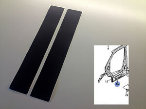 T5 Transporter Door Entry Step Scuff Decal Foil Sticker (Pair)