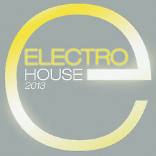 CD Electro House 2013 von Various Artists  2CDs
