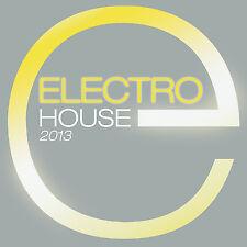 CD Electro House 2013 d'Artistes divers 2CDs