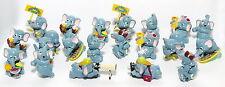 20 Stck Ü-Ei-Figuren Überraschungsei-Figuren Ferrero Elefanten elephants Nr. 25