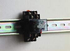 Relai type MY2  10A  230VAC + base/basis
