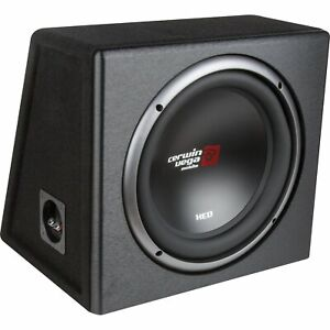 """Cerwin Vega XED Series 800 Watts 12"""" Subwoofer in Loaded Enclosure - XE12SV"""