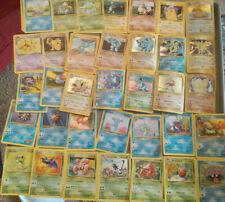 Pokemon Digimon Cards Bundle 9 Rare Holo, Classics: Pikachu, Bulbasaur, Squirtle