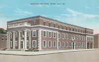 LAM(Y) Selma, AL - Municipal Building - Exterior - Corner View