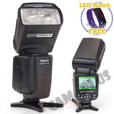 Triopo TR-985 Colored Screen e-TTL 1/8000 HSS Wireless Flash Speedlite For Nikon