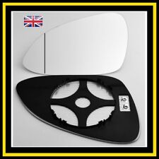 Left  Side Wing Mirror Glass Heated Aspheric Vauxhall Insignia 2008-2016