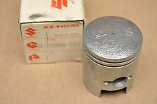 NOS New Suzuki 1982-1991 FA50 1993 JR50 Piston Oversize .50 12110-43000-050
