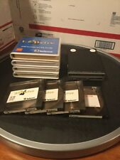 SYQUEST EZ135S INTERNAL SCSI DRIVE + 4 DISKS WITH CASES