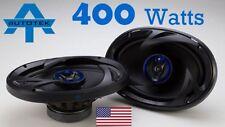 "Autotek ATS693 6x9"" Car Audio Speakers 400w Coaxial Two Way 1 pair"
