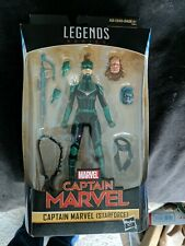 Marvel Legends Exclusive Starforce Captain Marvel