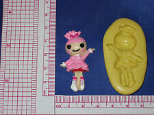 LalaLoopsy Silicone Mold Resin Clay Candy Bookscraping A490 Fondant Chocolate