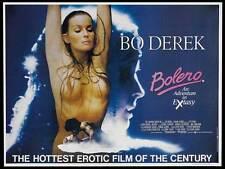 BOLERO Movie POSTER 30x40 James Caan Geraldine Chaplin Robert Hossein Nicole