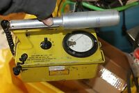 VICTOREE CDV-700 GEIGER COUNTER WITH 6210S PROBE