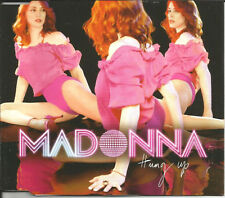 MADONNA Hung Up 3TRX w/RARE MIXES & RADIO & EXTENDED CD Single SEALED USA seller