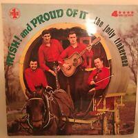 THE   JOLLY  TINKERMEN               LP      IRISH  AND PROUD  OF  IT