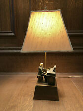 VINTAGE 1932 BEETHOVEN Piano Music John Ruhl and J B Hirsch Lamp Shade Antique