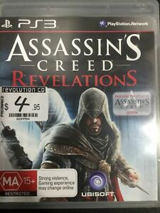 ASSASSINS CREED REVELATIONS - Playstation 3 - Preowned