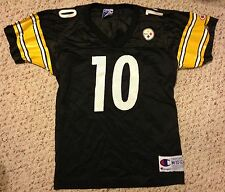 Champion Pittsburgh Steelers Kordell Stewart Youth Football Jersey 10-12 *M*