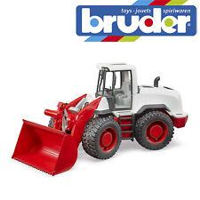 Bruder Wheel Loader Childrens Kids Toy Model Construction Dump Truck Scale 1:16