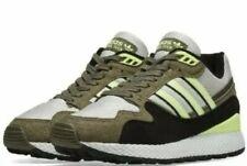 ADIDAS Men's Originals Ultra Tech Khaki Yellow Running Shoes Sz. 12 NEW BD7937