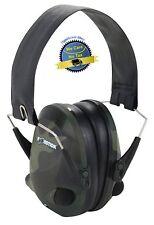 Electronic Ear Protection Hearing Muffs Impact Sound Sport Earmuffs Shooting E R