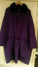 mens gianni versace coat size 50 L