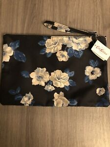Cath Kidston Large Zip Pouch Bag