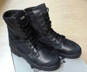 Magnum Hi-Tec Army Issue Steel Toe Cap Combat Work Security Boots Multiple Sizes