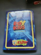 foxkids tv cards