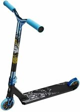 Team Crimson Pro x 2018 ultimative Matt Schwarz Chrom Blau leichte Stunt Scooter
