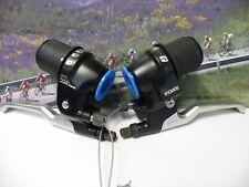 Suntour NOS MT gripshift twist shifters 3 x 8 speed