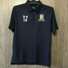 UNDER ARMOUR MINT POLO WORCESTER STUDENTS RUGBY UNION SHIRT JERSEY MENS SIZE M
