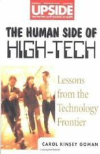 The Human Side of High-Tech: Lessons from the Technology Frontier