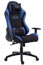 Racing Bürostuhl Shift Stoff Schreibtischstuhl mit & ohne Fußstütze Gamingstuhl