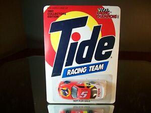 Ricky Rudd #5 Tide Laundry Detergent 1992 Chevrolet Lumina Promo 1:64