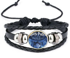 Charm Noosa Snap Glass Leather Bracelet Harry Potter and the Order of Phoenix