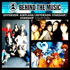 JEFFERSON STARSHIP - VH-1 BEHIND THE MUSIC - GREATEST HITS - JEFFERSON AIRPLANE