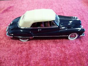 BUICK 1948 Roadmaster Convertible-Danbury Mint--ESTATE FIND