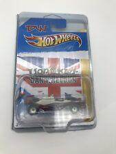2012 Hot Wheels 42/247 New Models IndyCar  Real Rider Lionheart Dan Wheldon Red