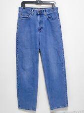 EDDIE BAUER Jeans - Men's Size 32x34 - Relaxed Fit 32 34 Denim Pants Blue
