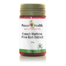 Power Health - French Maritime Pine Bark Extract - 106mg - 60 Capsules