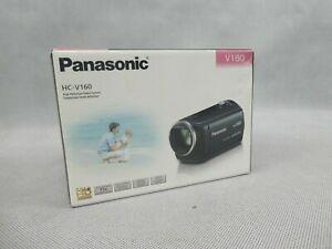 Panasonic HC-V160 High Definition Video Camera 1920x1080 New Original Packaging