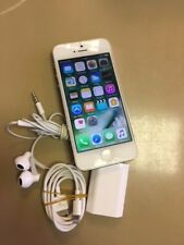 Smartphone Apple iPhone 5 - 16 Go - Blanc Argenté
